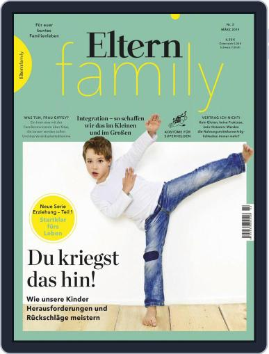 Eltern Family March 1st, 2019 Digital Back Issue Cover