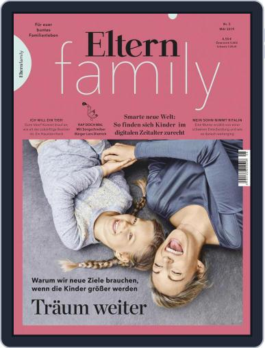 Eltern Family May 1st, 2019 Digital Back Issue Cover