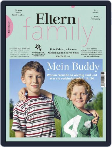 Eltern Family June 1st, 2019 Digital Back Issue Cover