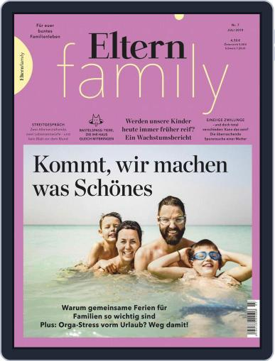 Eltern Family July 1st, 2019 Digital Back Issue Cover