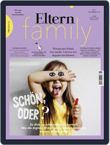 Eltern Family September 1st, 2019 Digital Back Issue Cover