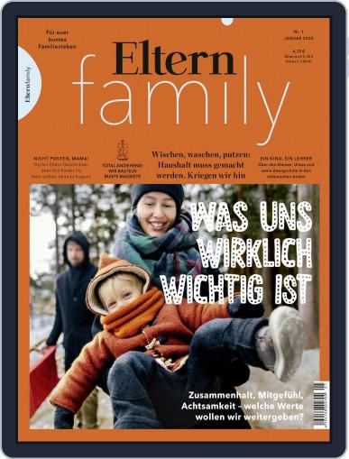 Eltern Family January 1st, 2020 Digital Back Issue Cover
