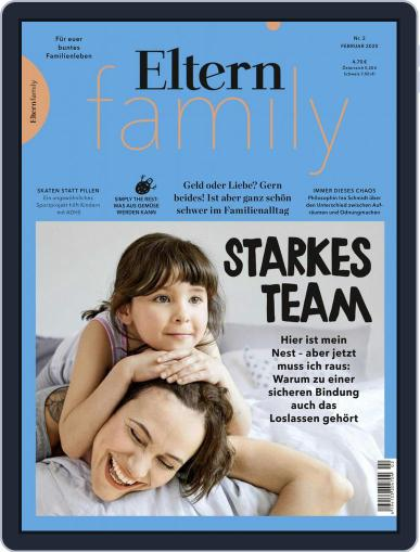 Eltern Family February 1st, 2020 Digital Back Issue Cover