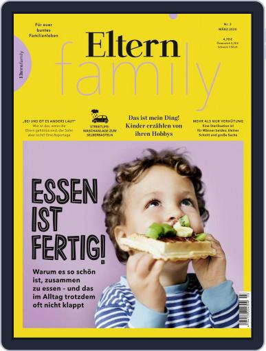 Eltern Family March 1st, 2020 Digital Back Issue Cover