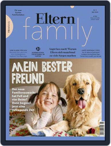 Eltern Family May 1st, 2020 Digital Back Issue Cover