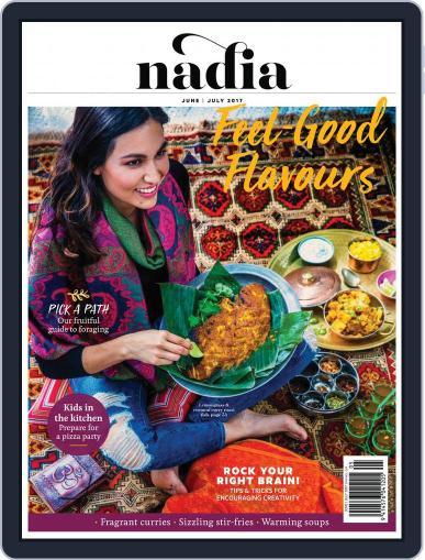 Nadia June 1st, 2017 Digital Back Issue Cover