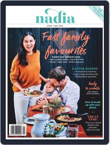 Nadia April 1st, 2019 Digital Back Issue Cover