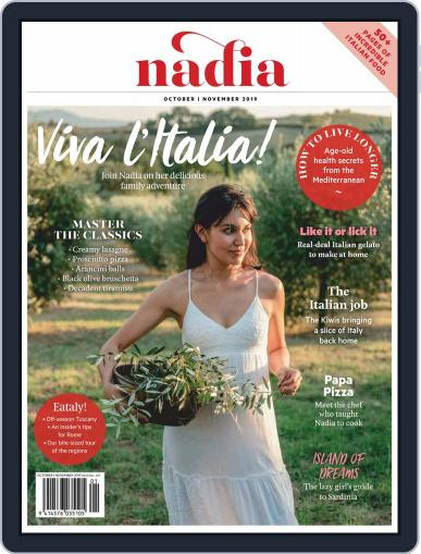 Nadia October 1st, 2019 Digital Back Issue Cover