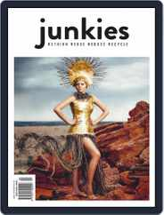 Junkies (Digital) Subscription September 1st, 2019 Issue