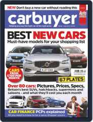 Carbuyer (Digital) Subscription November 1st, 2017 Issue