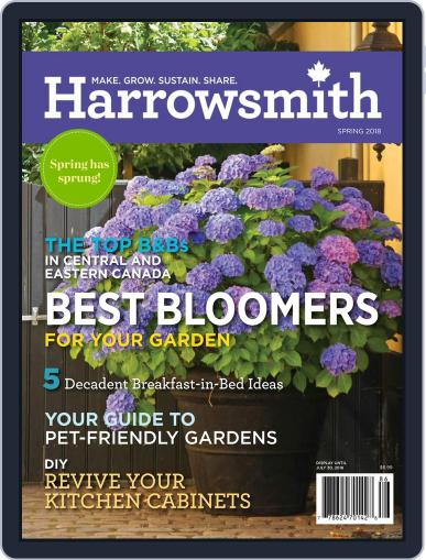 Harrowsmith (Digital) March 1st, 2018 Issue Cover