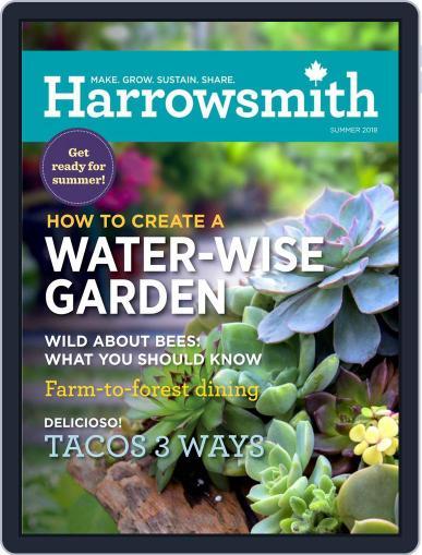 Harrowsmith (Digital) June 1st, 2018 Issue Cover