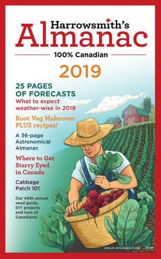 Harrowsmith (Digital) August 6th, 2018 Issue Cover