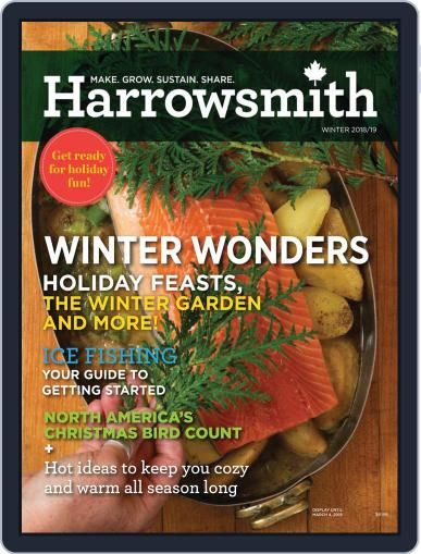 Harrowsmith (Digital) November 1st, 2018 Issue Cover