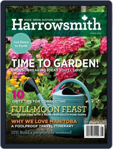 Harrowsmith (Digital) March 1st, 2019 Issue Cover