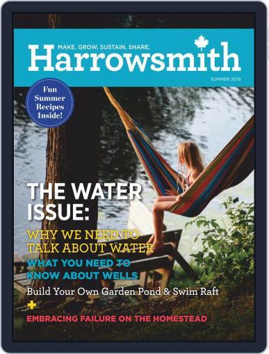Harrowsmith (Digital) June 1st, 2019 Issue Cover