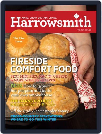 Harrowsmith (Digital) November 1st, 2019 Issue Cover
