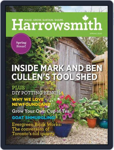 Harrowsmith (Digital) March 1st, 2020 Issue Cover