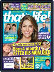that's life! (Digital) Subscription June 28th, 2018 Issue