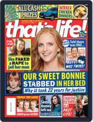 that's life! (Digital) Subscription March 7th, 2019 Issue