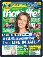 that's life! (Digital) Subscription April 11th, 2019 Issue