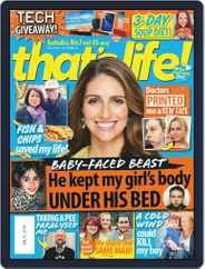 that's life! (Digital) Subscription May 23rd, 2019 Issue