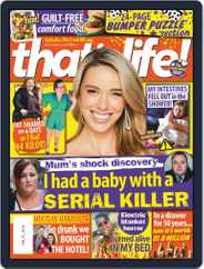that's life! (Digital) Subscription August 15th, 2019 Issue