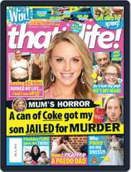 that's life! (Digital) Subscription October 3rd, 2019 Issue