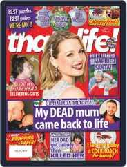 that's life! (Digital) Subscription December 12th, 2019 Issue