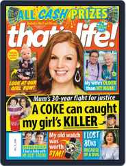 that's life! (Digital) Subscription March 5th, 2020 Issue