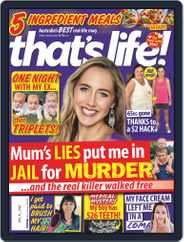 that's life! (Digital) Subscription March 26th, 2020 Issue