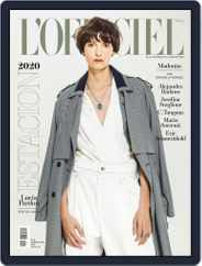 L'Officiel Argentina (Digital) Subscription February 1st, 2020 Issue