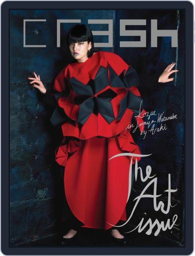 Crash December 1st, 2016 Digital Back Issue Cover