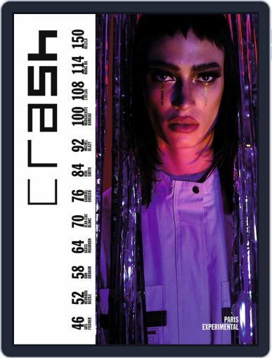 Crash December 1st, 2019 Digital Back Issue Cover