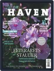 Alt om haven (Digital) Subscription September 1st, 2017 Issue