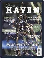 Alt om haven (Digital) Subscription November 1st, 2017 Issue