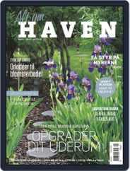 Alt om haven (Digital) Subscription June 1st, 2018 Issue