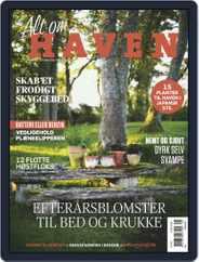 Alt om haven (Digital) Subscription September 1st, 2018 Issue