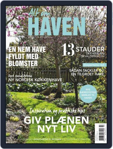 Alt om haven April 1st, 2019 Digital Back Issue Cover