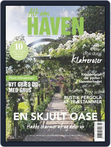 Alt om haven July 1st, 2019 Digital Back Issue Cover
