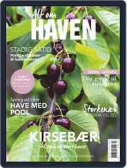 Alt om haven (Digital) Subscription August 1st, 2019 Issue