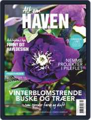 Alt om haven (Digital) Subscription February 1st, 2020 Issue