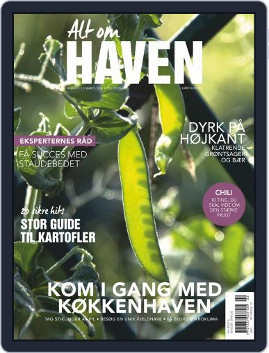 Alt om haven March 1st, 2020 Digital Back Issue Cover