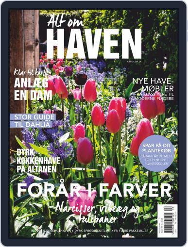Alt om haven April 1st, 2020 Digital Back Issue Cover
