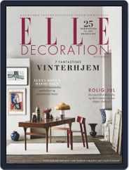ELLE Decoration Denmark (Digital) Subscription November 1st, 2018 Issue