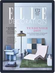 ELLE Decoration Denmark (Digital) Subscription January 1st, 2019 Issue
