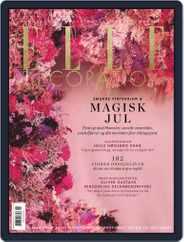 ELLE Decoration Denmark (Digital) Subscription November 1st, 2019 Issue