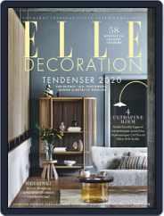 ELLE Decoration Denmark (Digital) Subscription January 1st, 2020 Issue