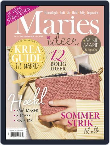 Maries Ideer (Digital) June 1st, 2018 Issue Cover