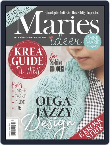 Maries Ideer (Digital) August 1st, 2018 Issue Cover